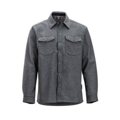 Men's Bruxburn Long-Sleeve Flannel Shirt Jacket