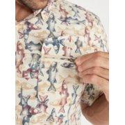 Men's Estacado Short-Sleeve Shirt image number 4
