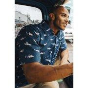 Men's Next-To-Nothing™ Pindo Print Short-Sleeve Shirt image number 5