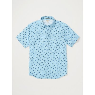 Men's Estacado Short-Sleeve Shirt
