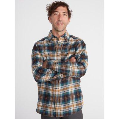 Men's BugsAway® Redding Midweight Flannel Shirt