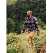 Men's BugsAway® Redding Midweight Flannel Shirt image number 5