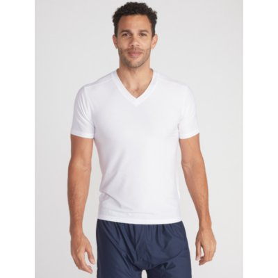Men's Give-N-Go® 2.0 V-Neck Tee