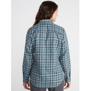 Women's Madison Midweight Flannel image number 3