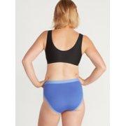 Women's Give-N-Go® 1.0 Sport Mesh Bikini Brief image number 5