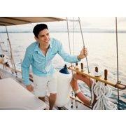 Men's Sol Cool™ 10'' Camino Shorts image number 3